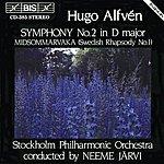 Stockholm Philharmonic Orchestra Alfvén, H.: Symphony No. 2 - Midsommarvaka