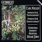 Gothenburg Symphony Orchestra Nielsen, C.: Symphonies Nos. 4 & 6