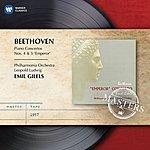 Emil Gilels Beethoven: Piano Concertos Nos. 4 & 5