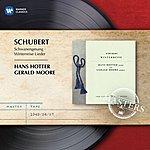 Hans Hotter Schubert: Winterreise; Schwanengesang, Lieder