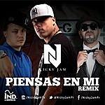 Nicky Jam Piensas En Mí (Remix)