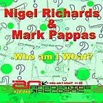 Nigel Richards Who Am I What?