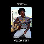 Lyric Guitar Feet