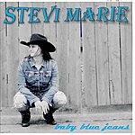 Stevi Marie Baby Blue Jeans