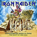 Iron Maiden Somewhere Back In Time - The Best Of 1980-1989