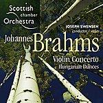 Scottish Chamber Orchestra Brahms: Violin Concerto - Hungarian Dances