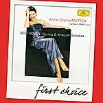 Anne-Sophie Mutter Beethoven: Spring & Kreutzer Sonatas