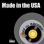 Off The Record Made In The Usa
