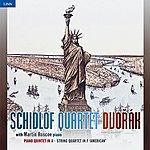 """Antonin Dvorák Dvorak: Piano Quintet In A Major - String Quartet In F Major, """"American"""""""