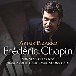Frédéric Chopin Chopin: Piano Sonatas Nos. 2 & 3 - Barcarolle In F-Sharp-Major, Op. 60 - Variations Brillantes, Op. 12