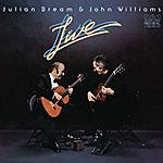 Julian Bream Julian Bream & John Williams - Live