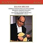 Julian Bream Brouwer: Guitar Concerto No. 3 - Rodrigo: Fantasía Para Un Gentilhombre