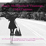 London Philharmonic Orchestra Mozart, Mendelssohn & Vieuxtemps: Violin Concertos