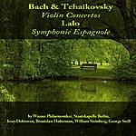 Wiener Philharmoniker Bach & Tchaikovsky: Violin Concertos - Lalo: Symphonie Espagnole