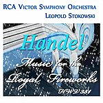 RCA Victor Symphony Orchestra Handel: Music For The Royal Fireworks, Hwv 351