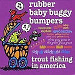 Trout Fishing In America Rubber Baby Buggy Bumpers