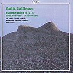 Ari Rasilainen Sallinen: Symphonies Nos. 2 & 4