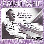 Count Basie At Southland 1940 & Downbeat Dj Program 1943 (Live)