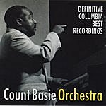 Count Basie Orchestra Definitive Columbia Best Recordings