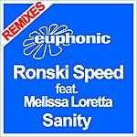 Ronski Speed Sanity (Remixes)