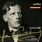 Berliner Philharmoniker Berliner Philharmoniker & Hans Knappertsbusch - The Complete Rias Recordings (Audite 1st Master Release In Recordings From Berlin, 1950-1952)