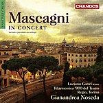 Gianandrea Noseda Mascagni In Concert
