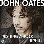 John Oates Pushing A Rock Uphill