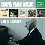 Artur Rubinstein Arthur Rubinstein Plays Chopin - Original Album Classics