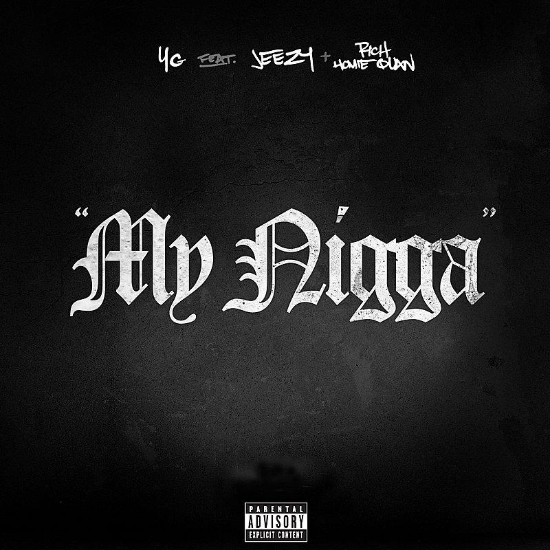 Cover Art: My Nigga