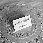 Caroline England On Reserve