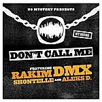 DMX Don't Call Me (Single)