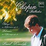 Frédéric Chopin Chopin: 4 Ballades