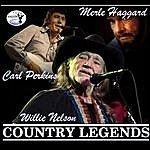 Merle Haggard Country Legends