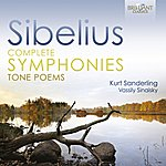Moscow Philharmonic Orchestra Sibelius: Complete Symphonies And Tone Poems