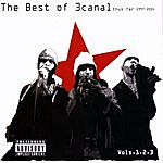 3 Canal The Best Of 3canal, Vol's. 1, 2 & 3 [1997-2004] (Parental Advisory)