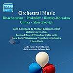 Efrem Kurtz Prokofiev - Shostakovich - Rimsky-Korsakov - Tchaikovsky - Glinka: Russian Music (Recorded 1946, 1947)
