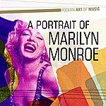Marilyn Monroe Modern Art Of Music: A Portrait Of Marilyn Monroe