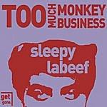Sleepy LaBeef Too Much Monkey Business - Rockabilly Hits