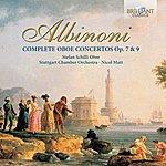 Stefan Schilli Albinoni: Complete Oboe Concertos
