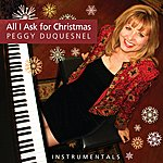 Peggy Duquesnel All I Ask For Christmas (Instrumental)