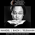 Scott Yoo Handel - Bach - Telemann