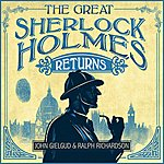 Sir John Gielgud The Great Sherlock Holmes Returns