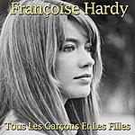 Françoise Hardy Tous Les Garçons Et Les Filles