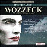 Anton Scharinger Gurlitt: Wozzeck (Musical Tragedy In 18 Scenes And Epilogue)