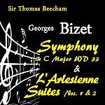 L'Orchestre National De La Radiodiffusion Francaise Bizet: Symphony In C Major & L'arlesienne Suites Nos. 1 & 2