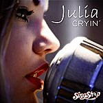 Julia Cryin'