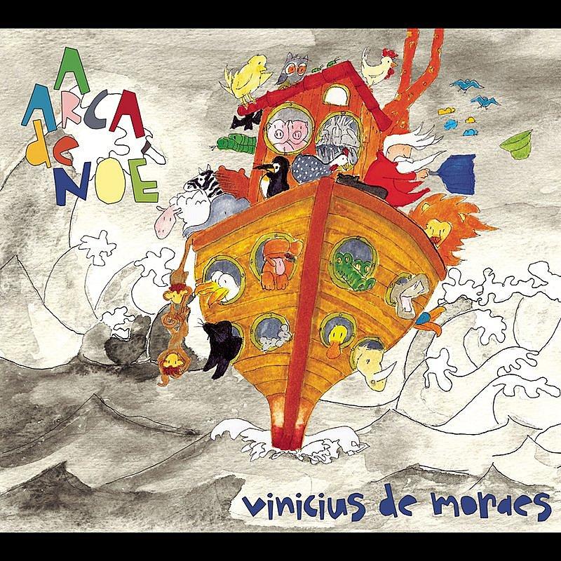 Cover Art: A Arca De Noé
