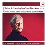 Artur Rubinstein Arthur Rubinstein Plays Great Piano Concertos