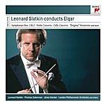 Leonard Slatkin Leonard Slatkin Conducts Elgar