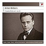 Heather Harper Anton Webern: Complete Works: Op. 1 - Op. 31